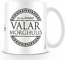 Game Of Thrones Valar Morghulis Tasse