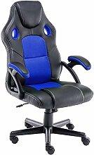 Gaming Chair Racing Style Office Drehbarer