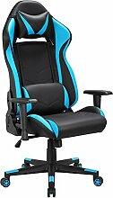 Gaming Stuhl, Ergonomischer Gamer Bürostuhl,