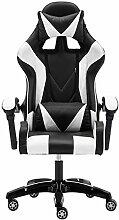Gaming stuhl mit fuBstützen Gaming Chair Büro