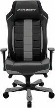 Gaming-Stuhl OH-CE120 DXRacer Farbe: Grau/Schwarz