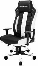 Gaming-Stuhl OH-CE120 DXRacer Farbe: Weiß/Schwarz