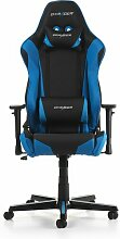 Gaming-Stuhl Racing DXRacer Farbe: Schwarz/Blau