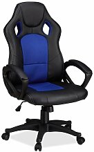 Gaming-Stuhl XR9 ClearAmbient Farbe (Polster): Blau
