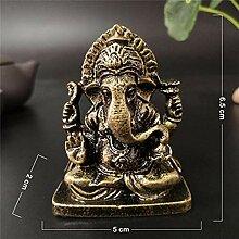 Ganesha Buddha Statue Elefantengott Skulptur Figur