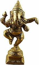 Ganesha Figur Messing Religiöse Artikel