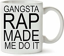 Gangsta Rap Made Dot It Klassische Teetasse