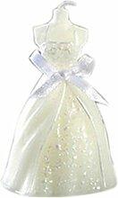 Gankmachine Weiß Elegant Boxed Braut Brautkleid