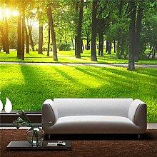 GANTA® Bäume/Blätter / 3D Tapete Für Privatanwender Zeitgenössisch Wandverkleidung , Leinwand Stoff Klebstoff erforderlich Wandgemälde , , xxl