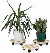 Ganya 3-tlg. Pflanzenroller-Set