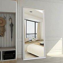Ganzkörper-Bodenspiegel für Schlafzimmer Nordic