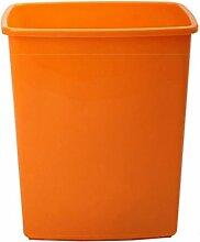 GAO® Großer Plastik Mülleimer WC Mülleimer