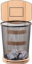 GAO® Haushalt Mülleimer Abfalleimer Material Holz Eisen Spezifikationen 24 * 43 * 59cm Bürobedarf Mülleimer