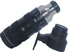 gaodear Kamera Objektiv Becher mit Henkel Thermos