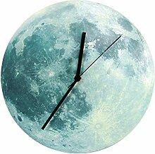 GAOLI Jade 12 '' Beleuchtet Uhr Kreative