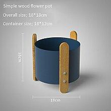 GAOLI Nordic Creative Simple Blumentopf,