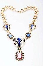 GAOQQ Weibliche Halskette Europäischen Und
