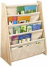 GAOQQI-Bücherregal für Kinder Tiered Storage