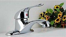 GAOTIAN Sanitär-Hardware zwei Wasserhahn Bad