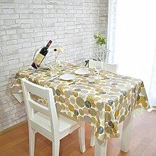 GAOYU Premium Wischen Sauber Tischdecke,