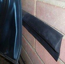 Garage Auto Tür Displayschutzfolie Wand Rahmen (2x 15,2Streifen + selbstklebend)