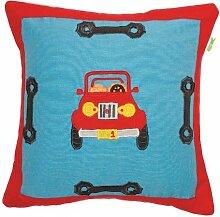 Garage Playhouse Cushion Cover (Win Green)