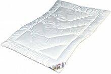 Garanta Kinder-4 Jahreszeiten-Steppbett 100 x 135cm - Bettdecke für Kinder 'Clean for Kids' - Kochfes