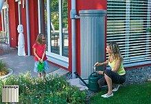 Garantia Säulentank 330 ltr. Sand inkl. Auslaufhahn
