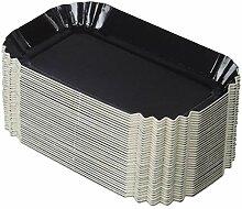 Garcia de Pou 100Einheit rechteckig Mini Teller,