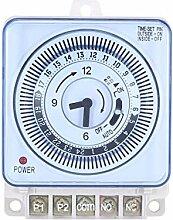 Garciadia Mechanische Zeitschaltuhr 230 V