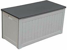 Garden Friend Aufbewahrungsbox aus Kunststoff, grau