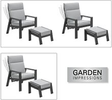 Garden Impressions MAX Relax Sessel Diningsessel
