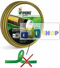 Garden ipierre 201525Pipe Layers exklusive-4schwarz/gold 25m