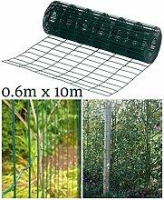 garden mile 0,6m X 10m Garten Grenze Zaun SCHWER