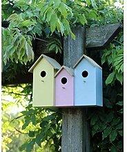 Garden Mile Dreifach 3-in-1 Farbenreich Holz