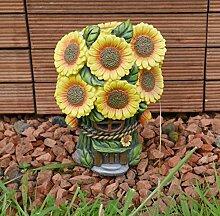 Garden Mile Farbenreich Sonnenblumen Aufleuchtend