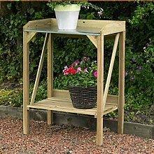 Garden Mile Holz Garten eintopfend Tisch Außen