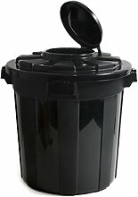 Garden NIC–Mülleimer 50L C/Deckel und
