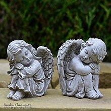 Garden Ornaments von onefold AS11Resting Engel