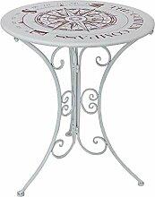 Garden Pleasure Gartentisch Tisch, Metall,