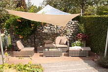 Garden Pleasure Loungeset Alcudia, (Set)