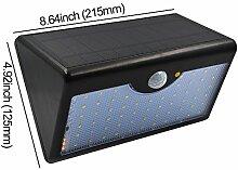 Garden Solar Security LED-Leuchten - GreeSuit 60