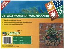 Garden XP Blumenkasten für Wandmontage 2 Stück