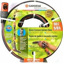 Gardena 39000 Gartenschlauch, 1,5 m, 1,6 cm (50