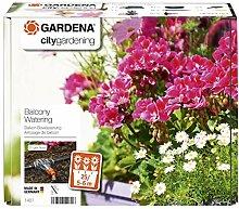 GARDENA city gardening Balkon Bewässerung: