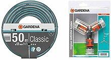 Gardena Classic Schlauch 13 mm (1/2 Zoll), 50 m: