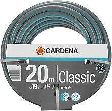 Gardena Classic Schlauch 19 mm (3/4 Zoll), 20 m: