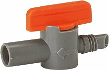 Gardena Micro Drip Control Valve–Zubehör Haus grau, orange