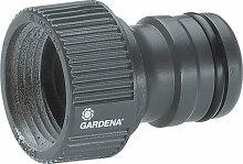 Gardena Profi-System-Hahnstück, Verbindung