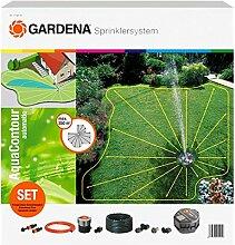 GARDENA Sprinklersystem Komplett-Set mit